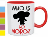 Кружка Who is ded moroz