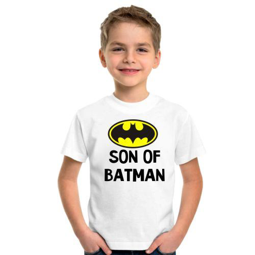 Изображение Футболка детская Son of batman