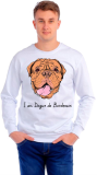 Толстовка I am Dogue de Bordeaux