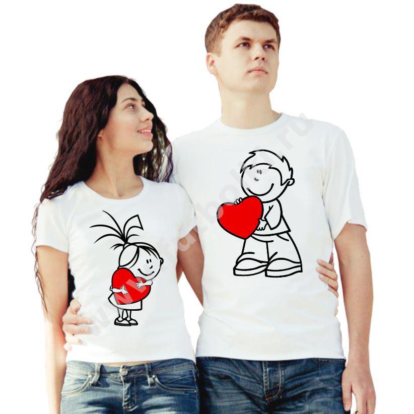 Оригинальные подарки футболки для 881